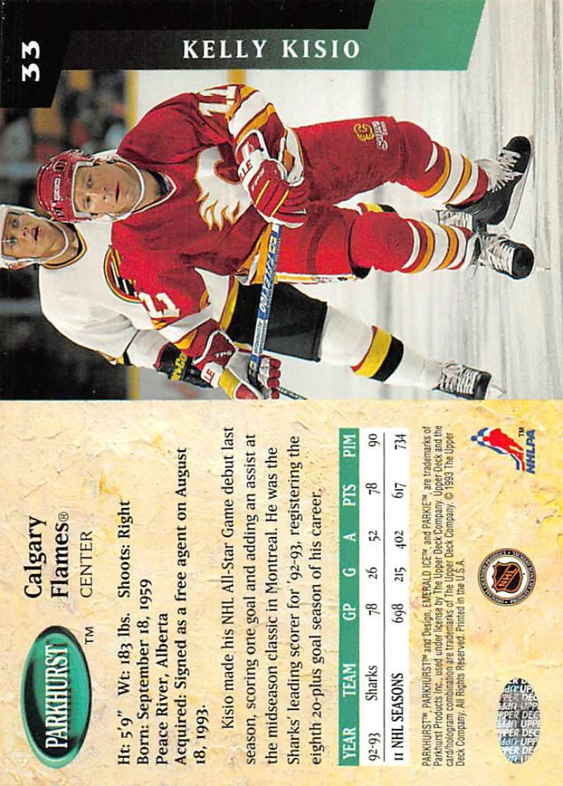 1993-94-Parkhurst-Emerald-Ice-Hockey-Cards-Pick-From-List-1-200 thumbnail 35