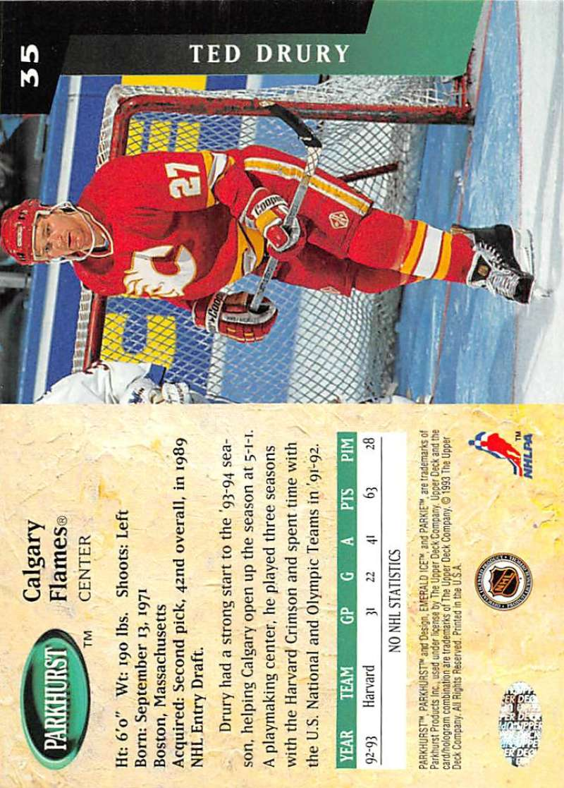 1993-94-Parkhurst-Emerald-Ice-Hockey-Cards-Pick-From-List-1-200 thumbnail 37