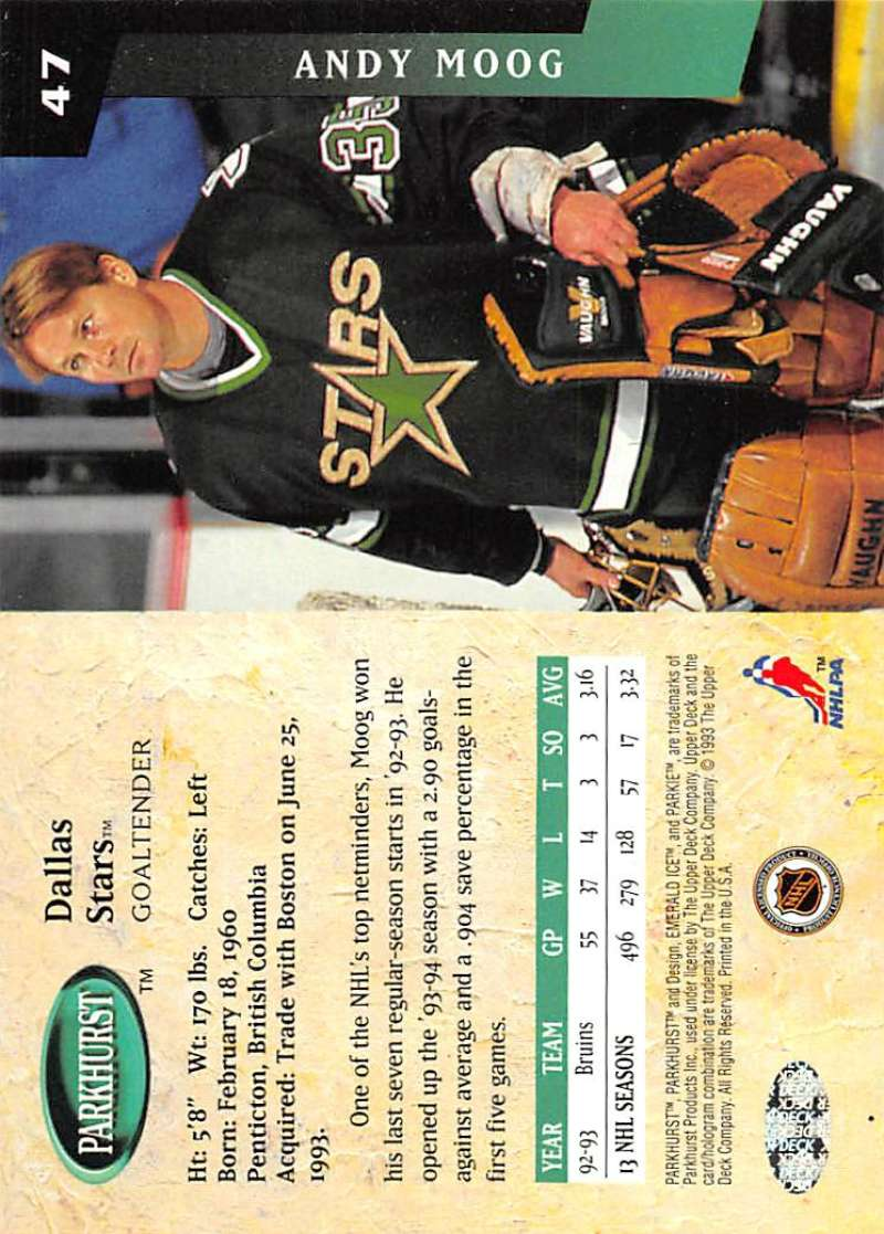 1993-94-Parkhurst-Emerald-Ice-Hockey-Cards-Pick-From-List-1-200 thumbnail 49