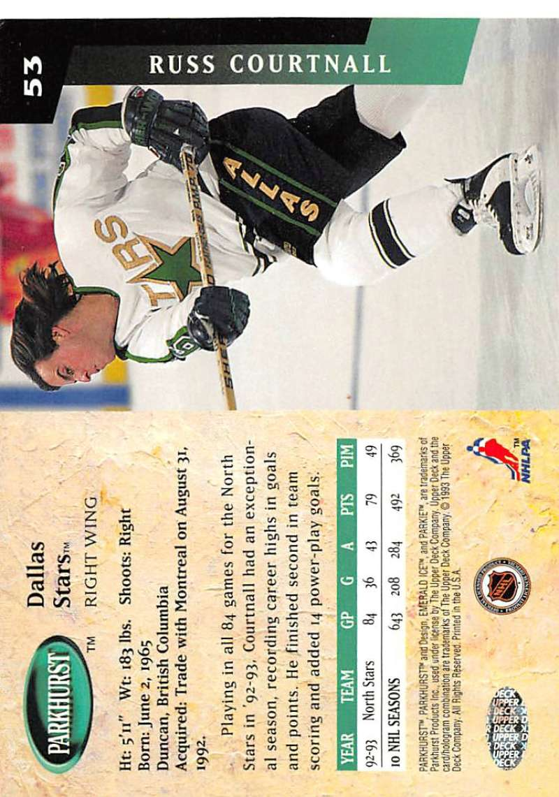 1993-94-Parkhurst-Emerald-Ice-Hockey-Cards-Pick-From-List-1-200 thumbnail 57