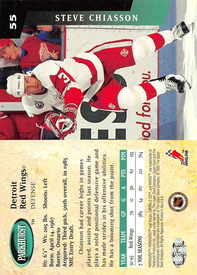 1993-94-Parkhurst-Emerald-Ice-Hockey-Cards-Pick-From-List-1-200 thumbnail 61