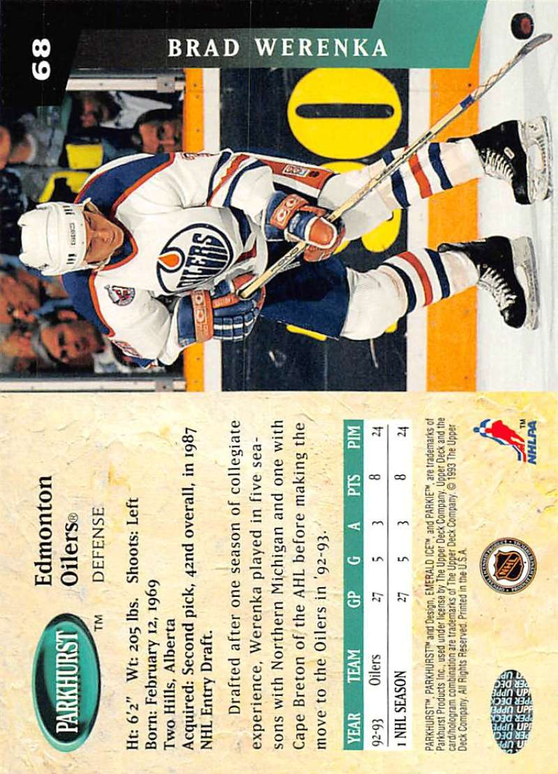 1993-94-Parkhurst-Emerald-Ice-Hockey-Cards-Pick-From-List-1-200 thumbnail 75