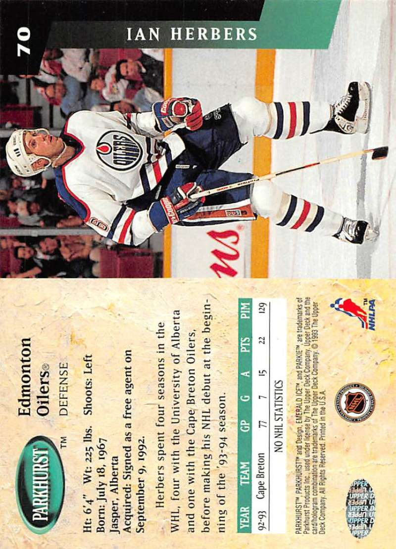 1993-94-Parkhurst-Emerald-Ice-Hockey-Cards-Pick-From-List-1-200 thumbnail 77