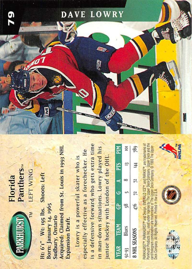 1993-94-Parkhurst-Emerald-Ice-Hockey-Cards-Pick-From-List-1-200 thumbnail 89