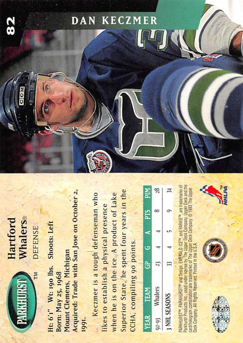 1993-94-Parkhurst-Emerald-Ice-Hockey-Cards-Pick-From-List-1-200 thumbnail 93