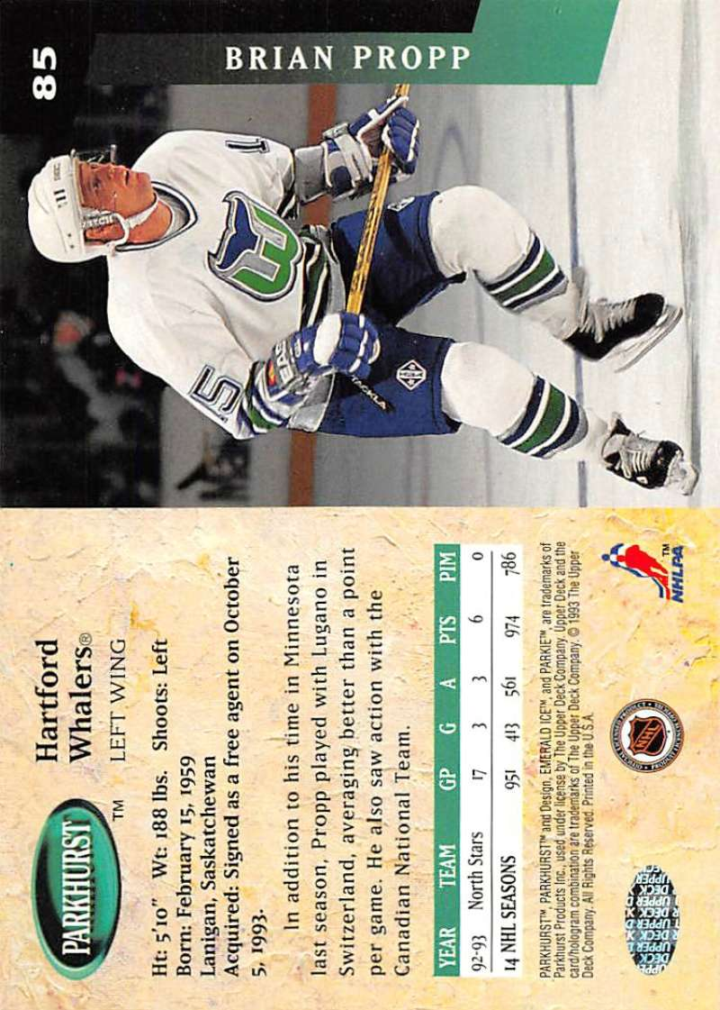 1993-94-Parkhurst-Emerald-Ice-Hockey-Cards-Pick-From-List-1-200 thumbnail 97