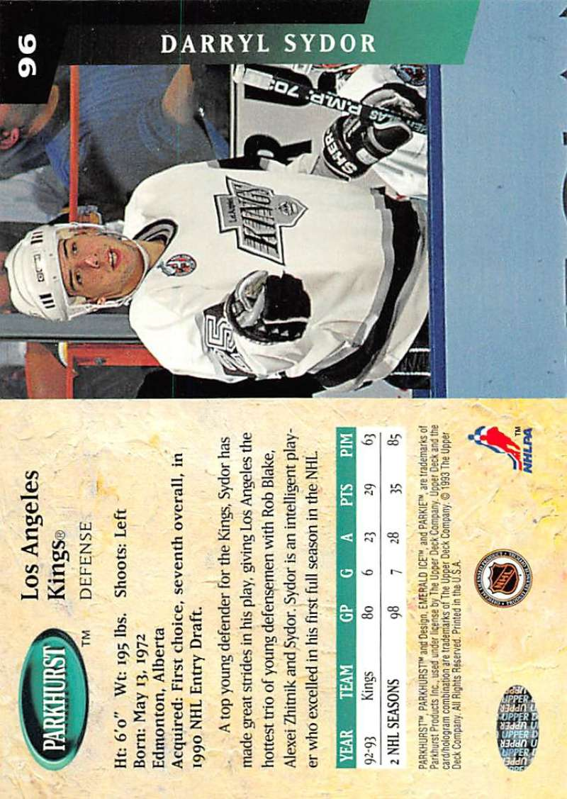 1993-94-Parkhurst-Emerald-Ice-Hockey-Cards-Pick-From-List-1-200 thumbnail 115