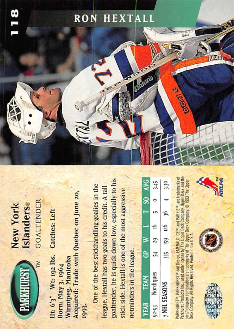 1993-94-Parkhurst-Emerald-Ice-Hockey-Cards-Pick-From-List-1-200 thumbnail 147