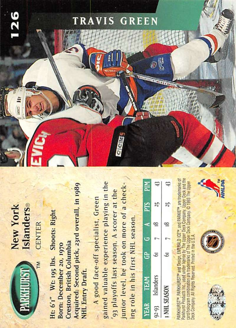 1993-94-Parkhurst-Emerald-Ice-Hockey-Cards-Pick-From-List-1-200 thumbnail 157