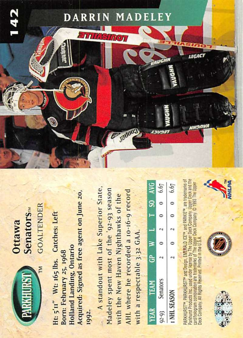 1993-94-Parkhurst-Emerald-Ice-Hockey-Cards-Pick-From-List-1-200 thumbnail 171