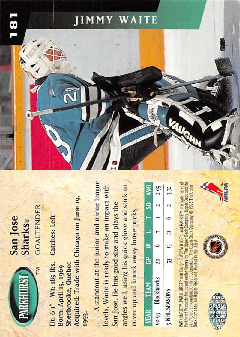 1993-94-Parkhurst-Emerald-Ice-Hockey-Cards-Pick-From-List-1-200 thumbnail 209