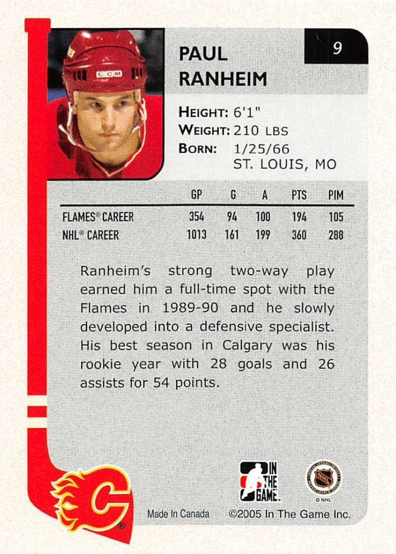 2004-05-ITG-In-The-Game-Franchises-Hockey-Cards-Pick-From-List-1-250 thumbnail 19