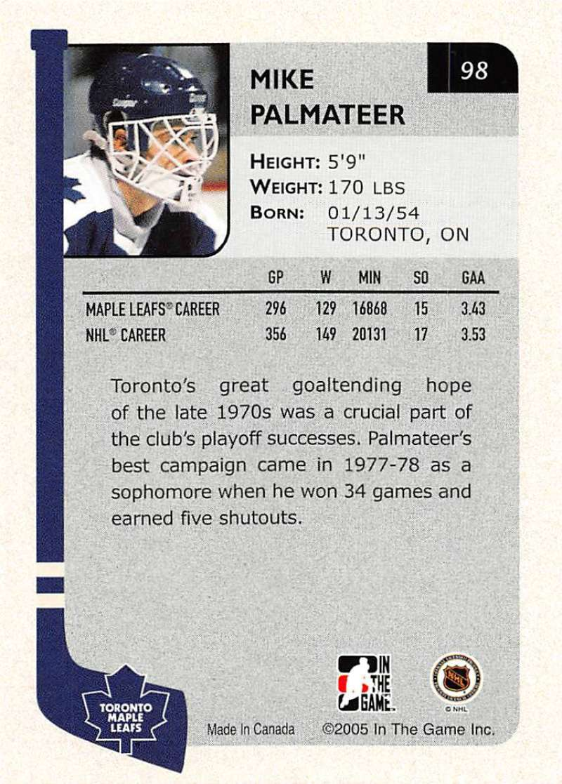 2004-05-ITG-In-The-Game-Franchises-Hockey-Cards-Pick-From-List-1-250 thumbnail 165