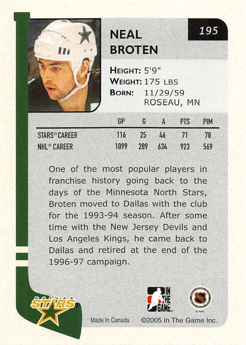 2004-05-ITG-In-The-Game-Franchises-Hockey-Cards-Pick-From-List-1-250 thumbnail 321