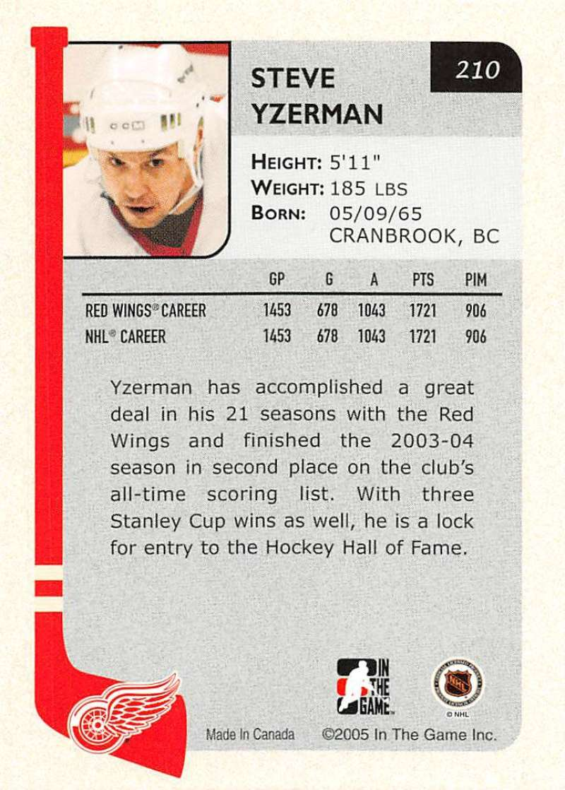 2004-05-ITG-In-The-Game-Franchises-Hockey-Cards-Pick-From-List-1-250 thumbnail 337