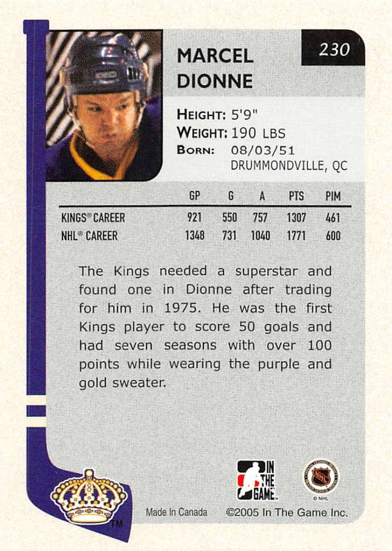 2004-05-ITG-In-The-Game-Franchises-Hockey-Cards-Pick-From-List-1-250 thumbnail 361