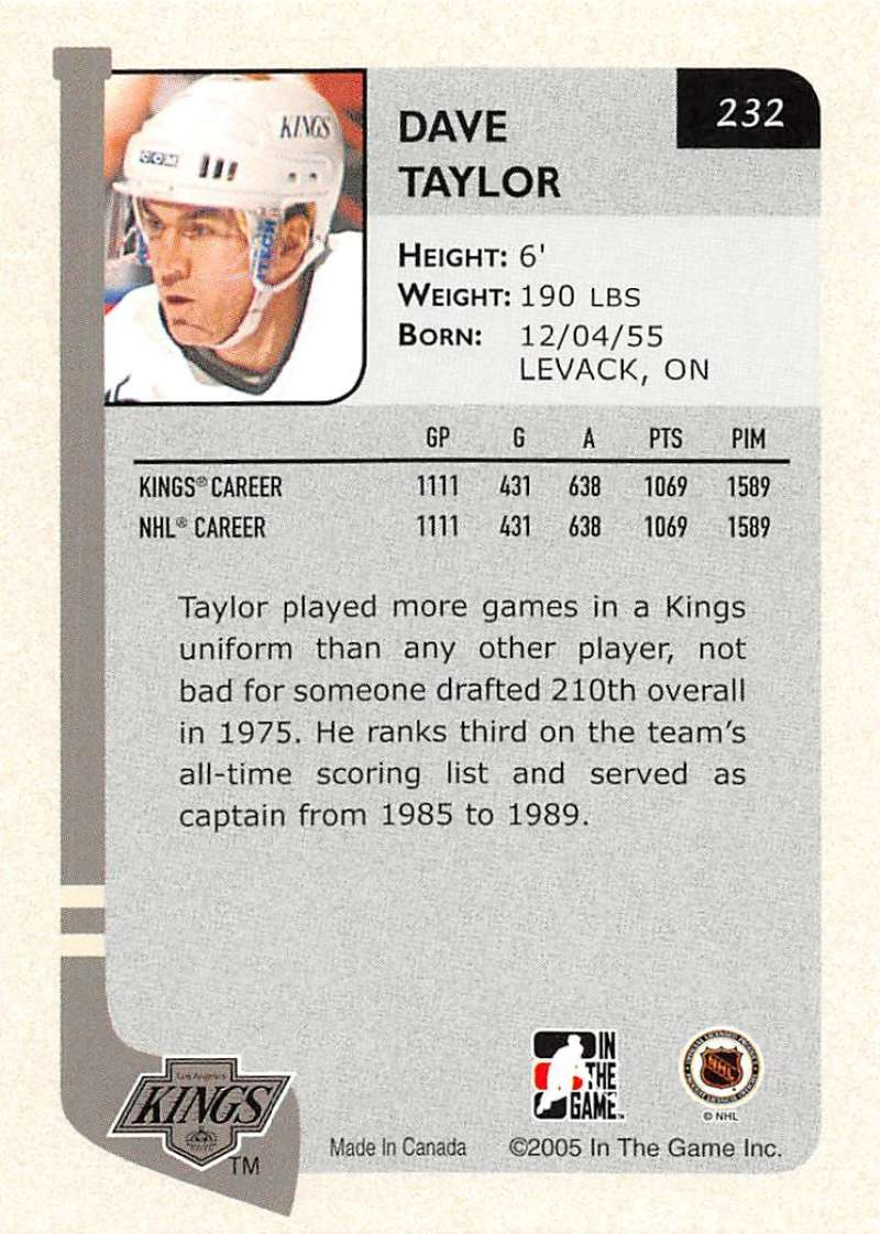 2004-05-ITG-In-The-Game-Franchises-Hockey-Cards-Pick-From-List-1-250 thumbnail 365