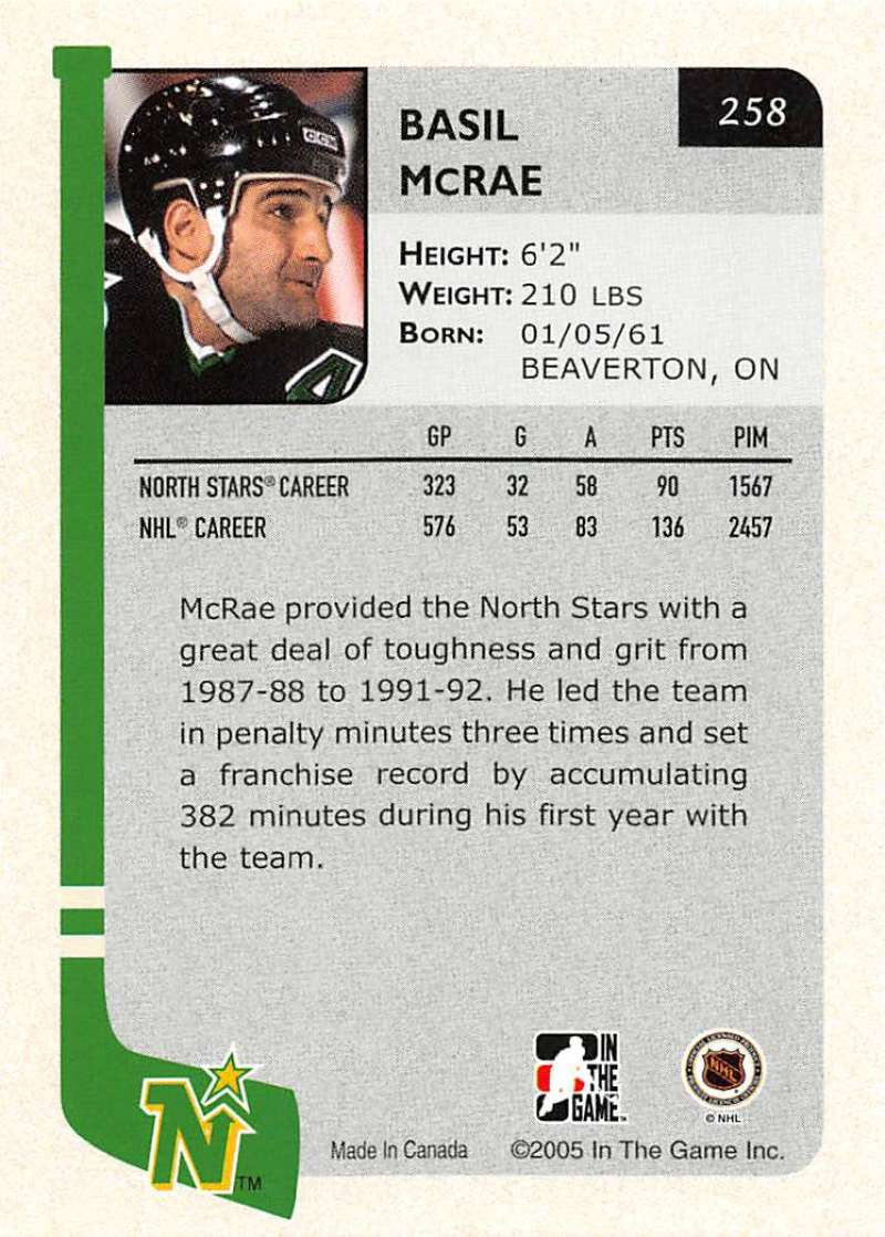 2004-05-ITG-In-The-Game-Franchises-Hockey-Cards-Pick-From-List-251-500 thumbnail 9