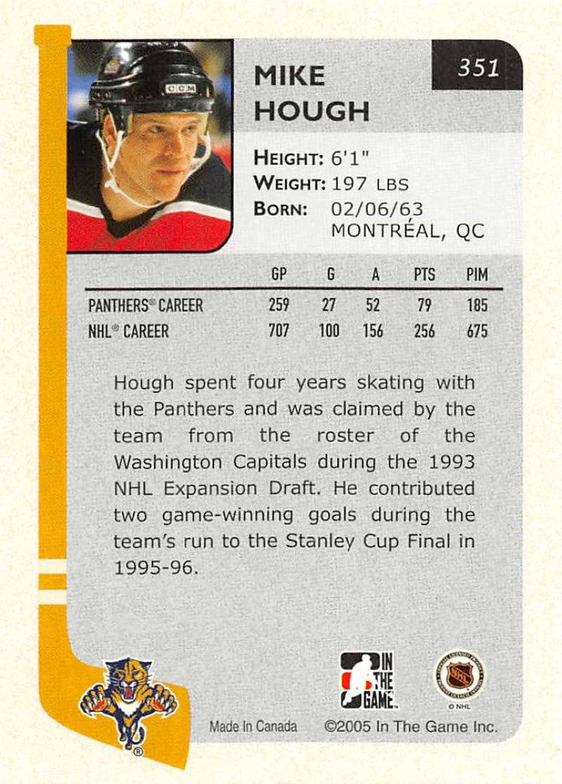 2004-05-ITG-In-The-Game-Franchises-Hockey-Cards-Pick-From-List-251-500 thumbnail 91