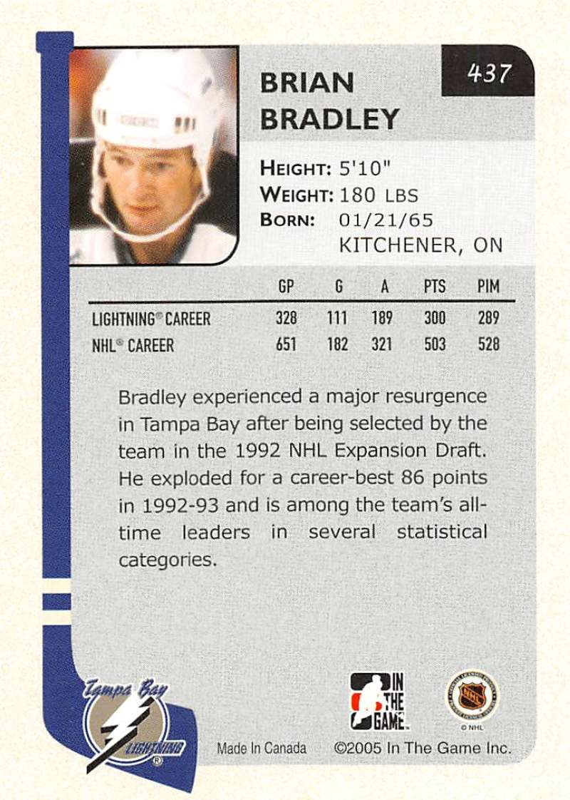 2004-05-ITG-In-The-Game-Franchises-Hockey-Cards-Pick-From-List-251-500 thumbnail 211