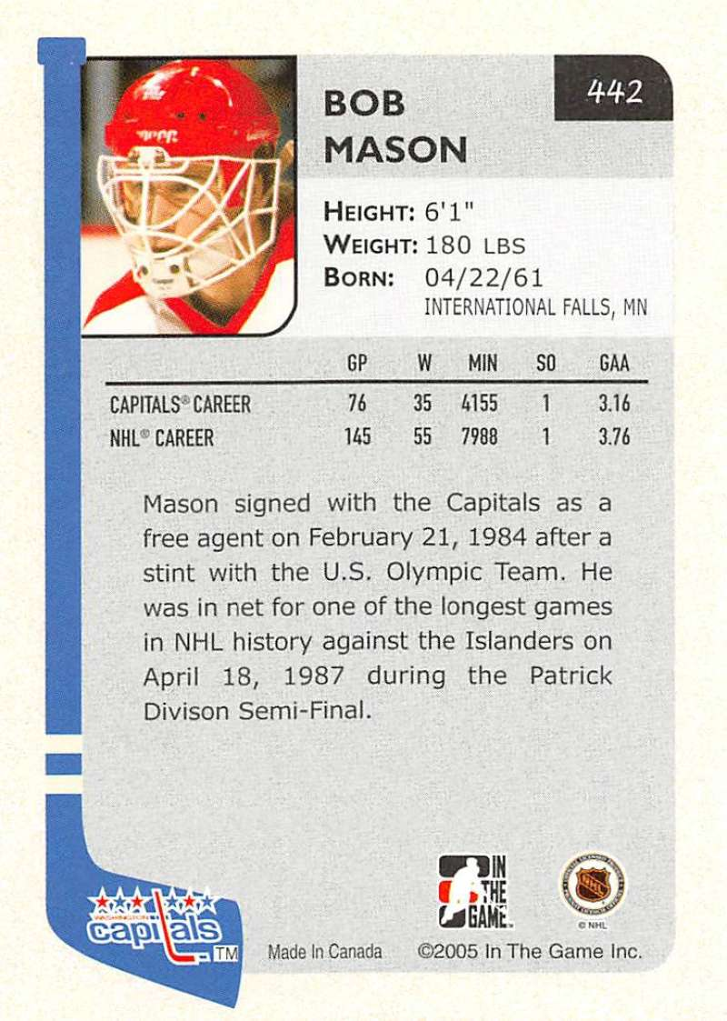 2004-05-ITG-In-The-Game-Franchises-Hockey-Cards-Pick-From-List-251-500 thumbnail 219