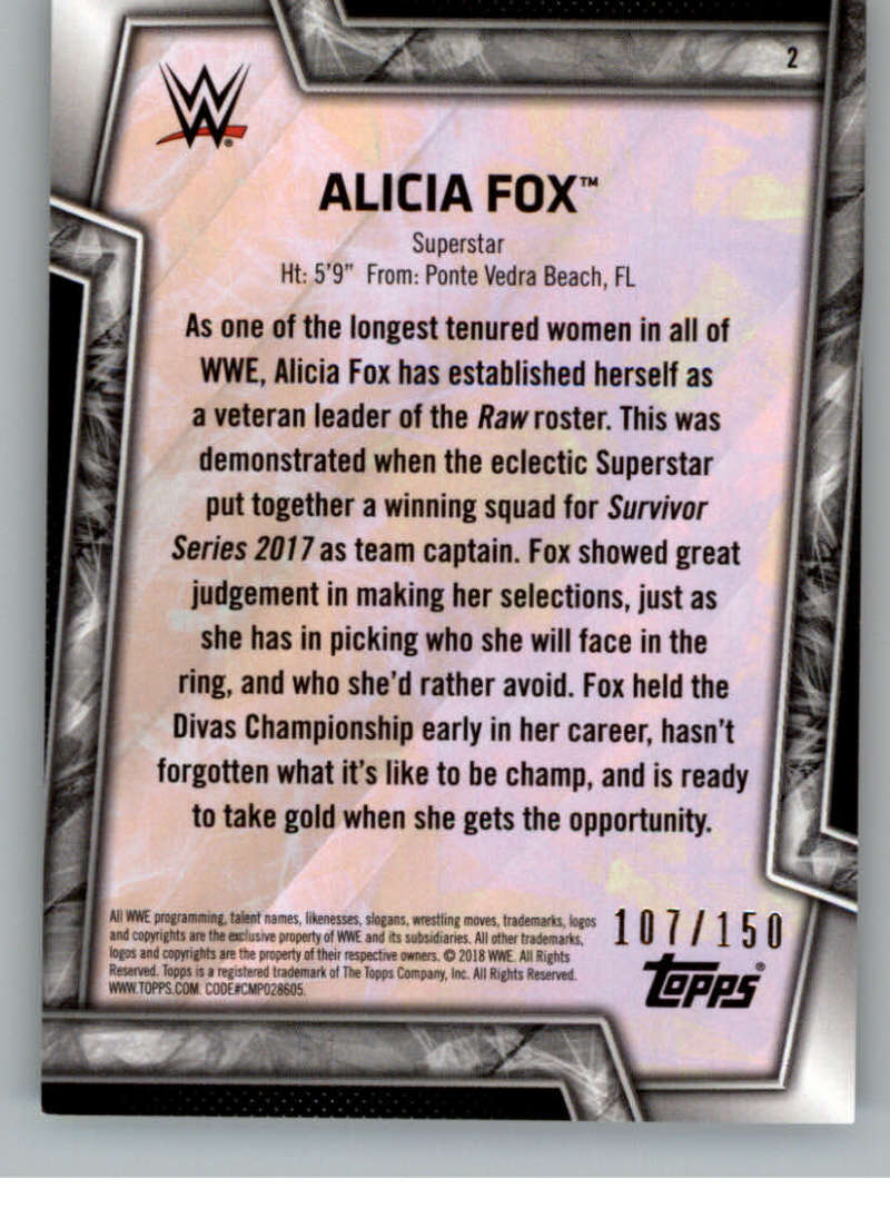 2018-Topps-WWE-Women-039-s-Division-Evolution-Autographs-Base-Bronze-Pick-From-List thumbnail 7
