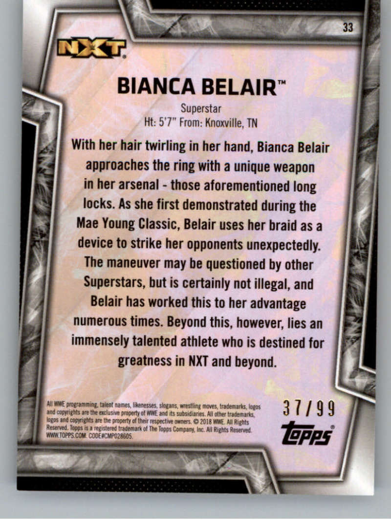 2018-Topps-WWE-Women-039-s-Division-Evolution-Autographs-Base-Bronze-Pick-From-List thumbnail 17