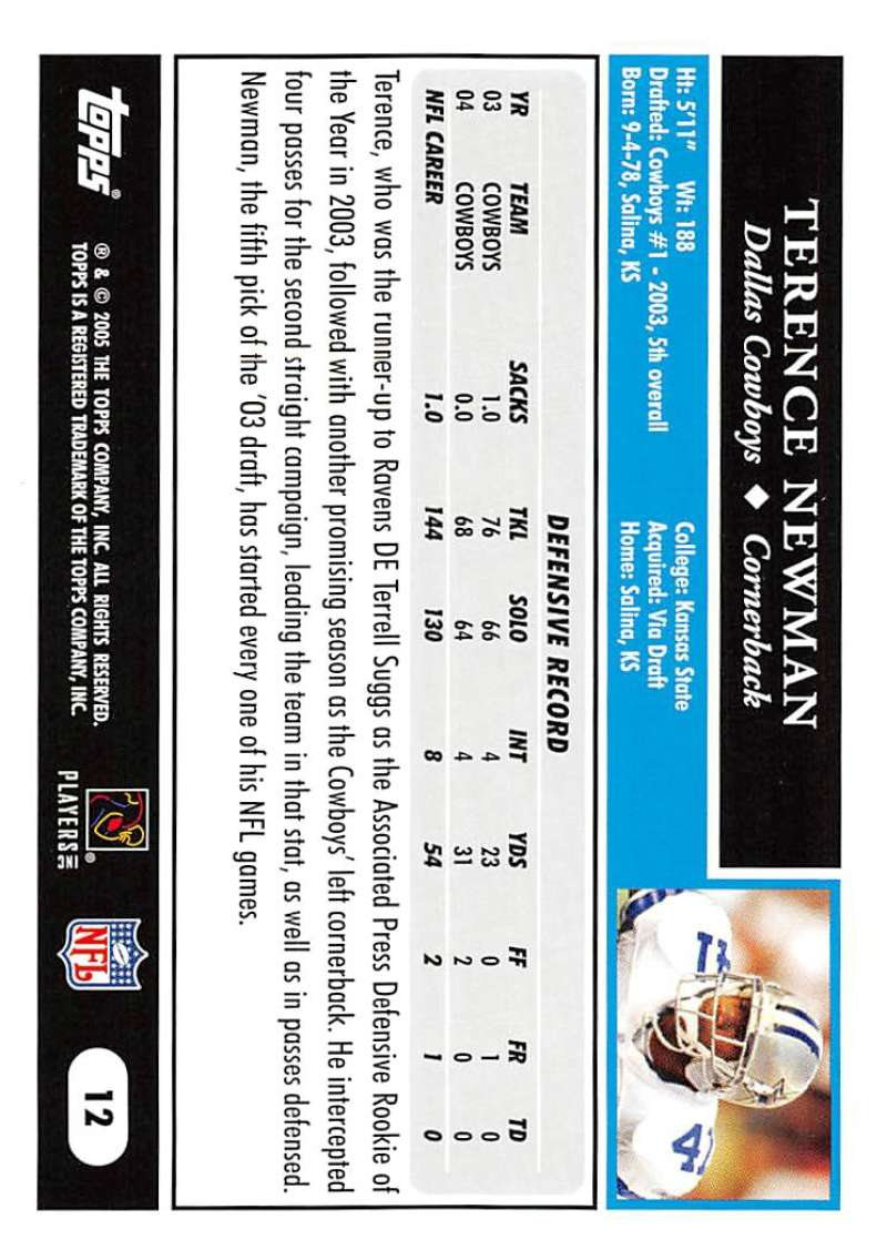 2005-Topps-NFL-Football-Cards-Pick-From-List-1-220 thumbnail 23