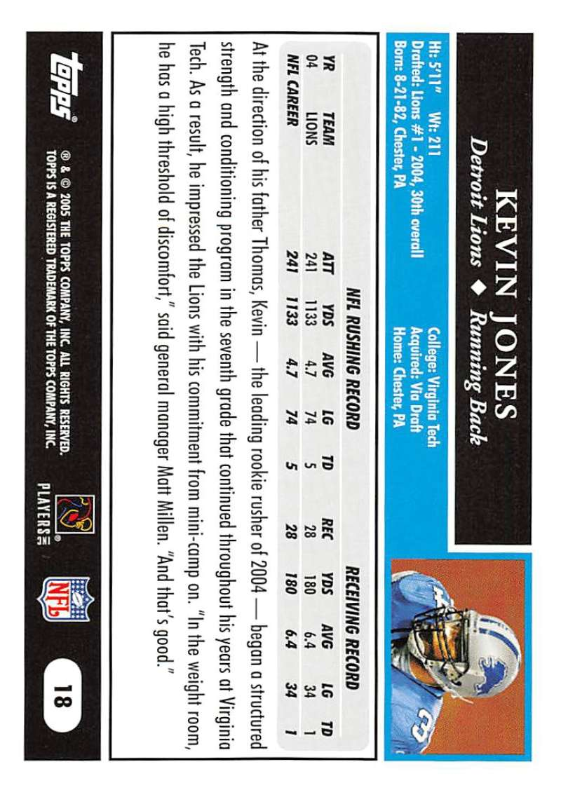 2005-Topps-NFL-Football-Cards-Pick-From-List-1-220 thumbnail 35