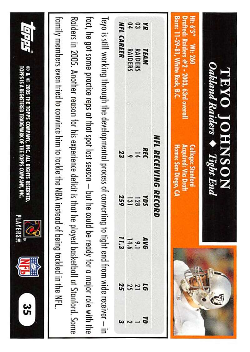 2005-Topps-NFL-Football-Cards-Pick-From-List-1-220 thumbnail 63
