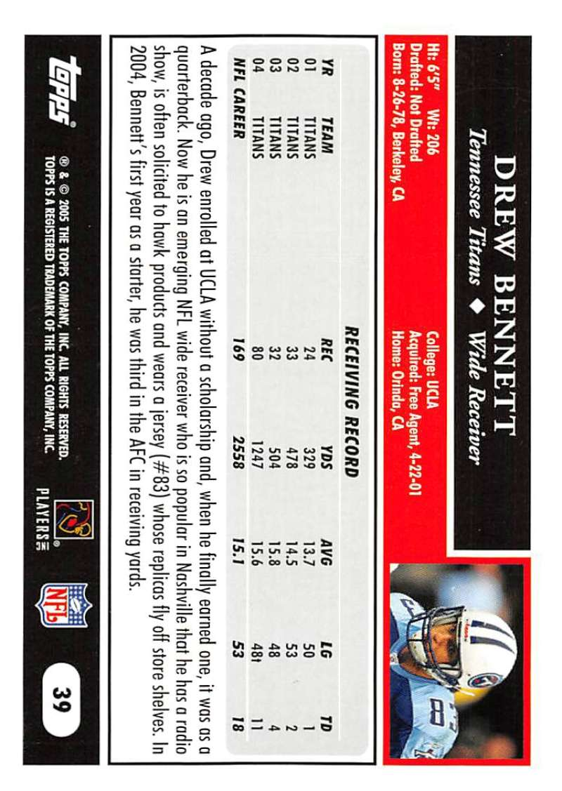 2005-Topps-NFL-Football-Cards-Pick-From-List-1-220 thumbnail 71