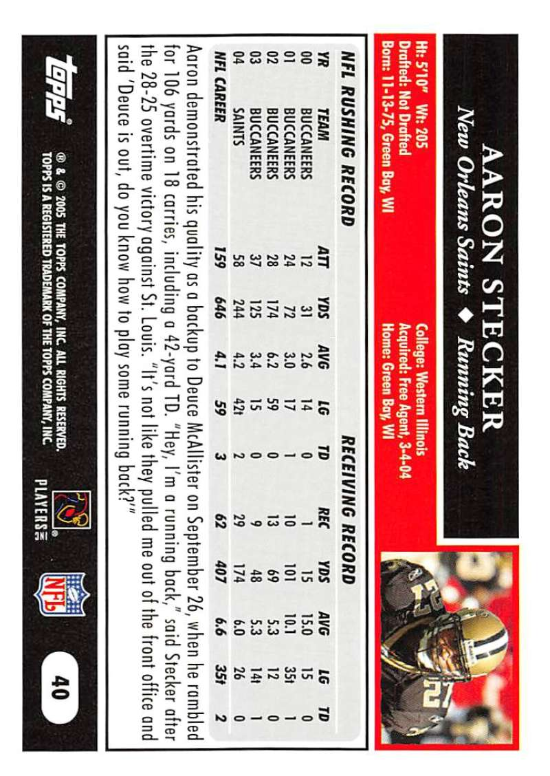 2005-Topps-NFL-Football-Cards-Pick-From-List-1-220 thumbnail 73