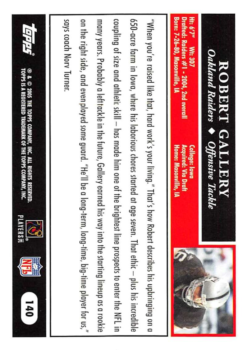 2005-Topps-NFL-Football-Cards-Pick-From-List-1-220 thumbnail 241