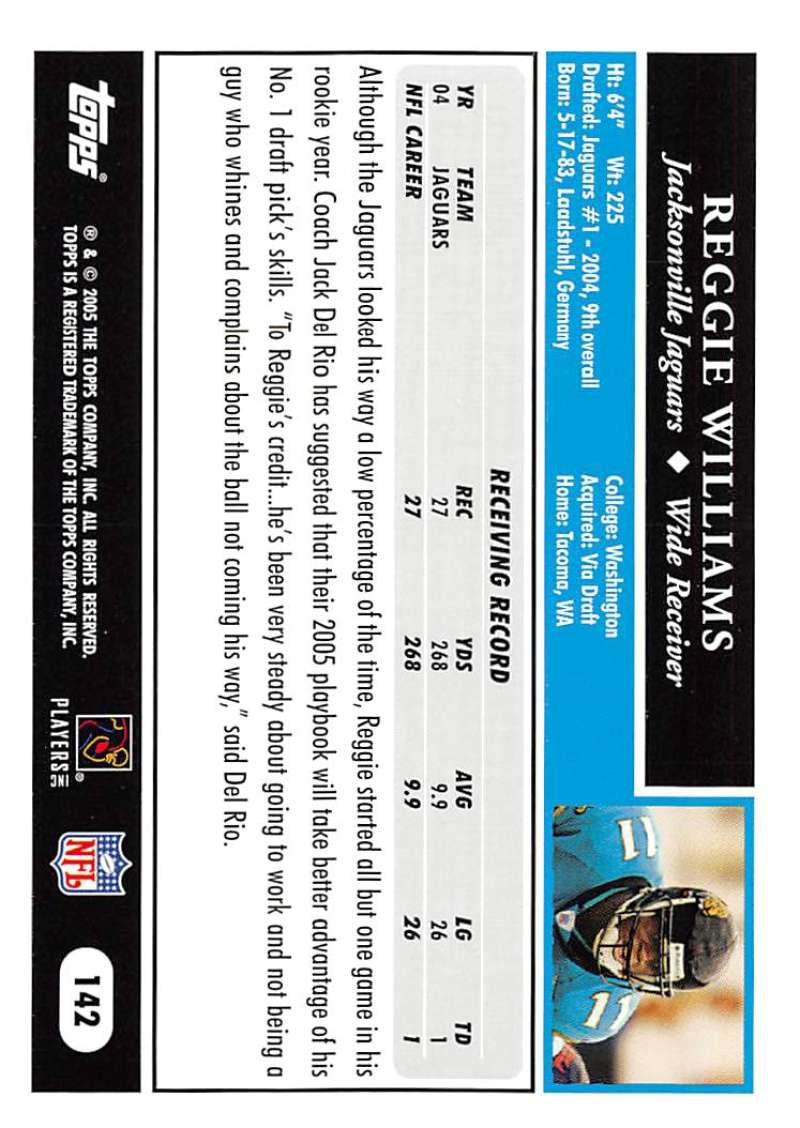 2005-Topps-NFL-Football-Cards-Pick-From-List-1-220 thumbnail 243