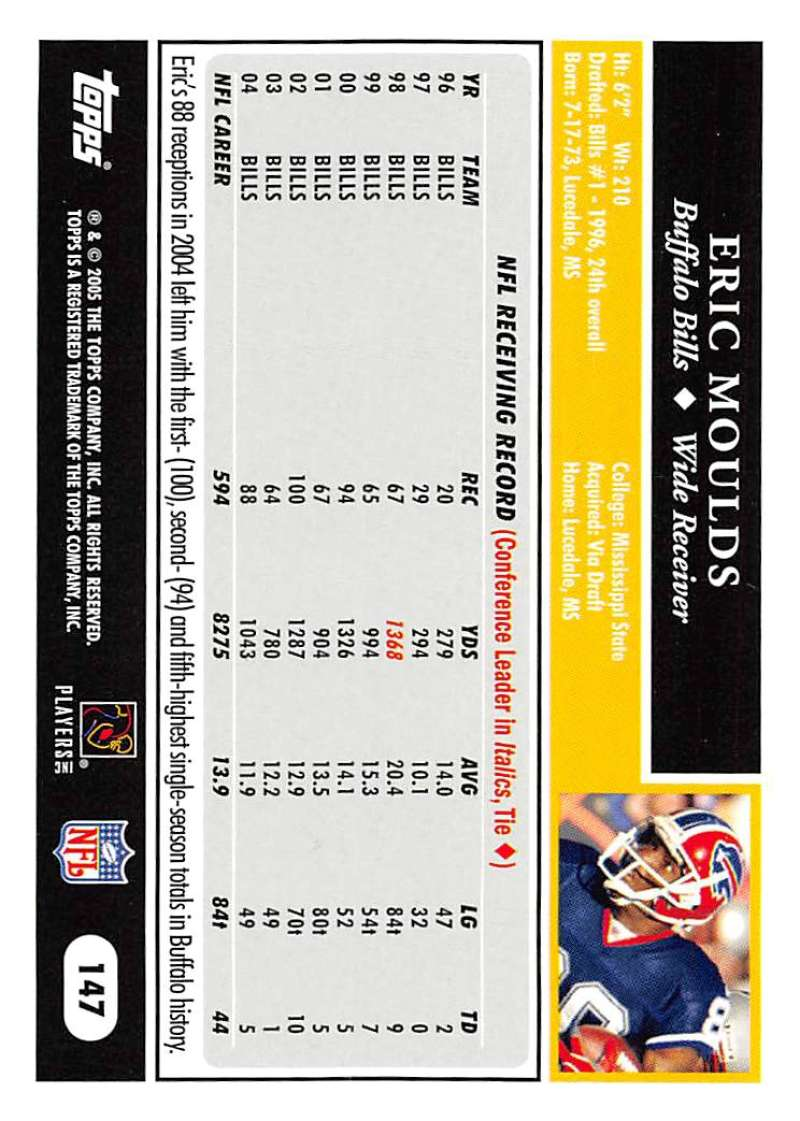 2005-Topps-NFL-Football-Cards-Pick-From-List-1-220 thumbnail 253