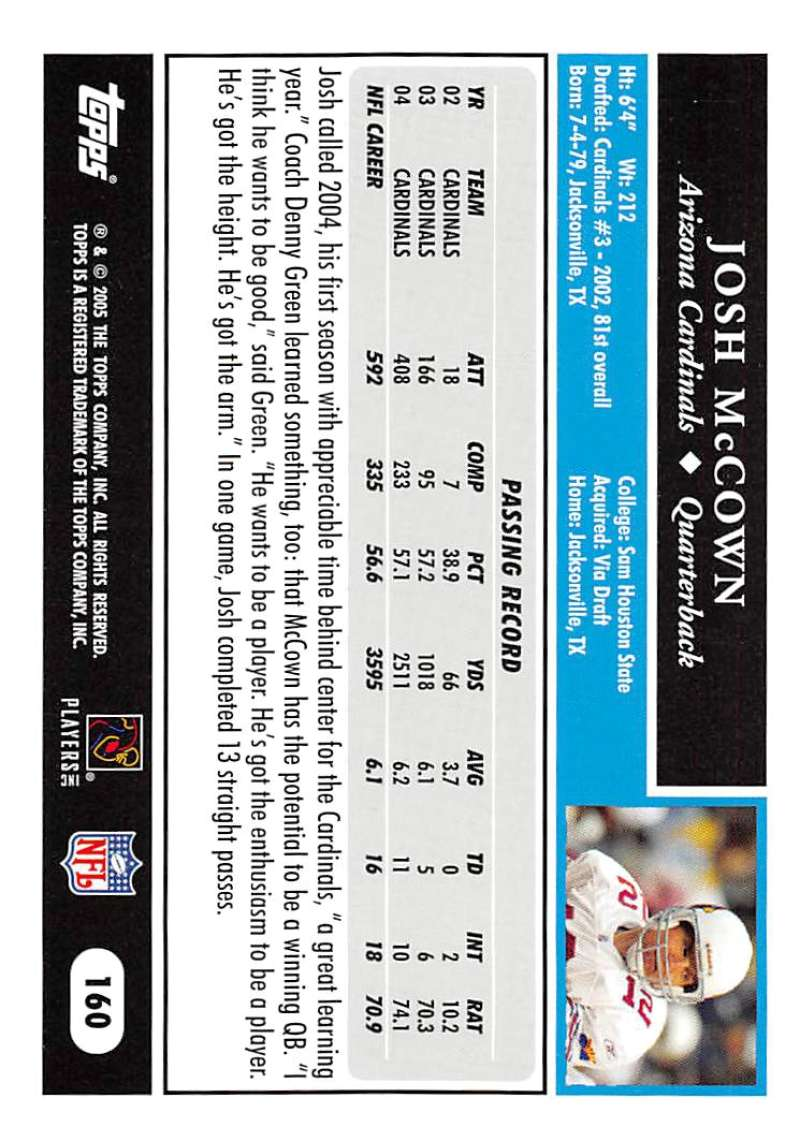 2005-Topps-NFL-Football-Cards-Pick-From-List-1-220 thumbnail 279