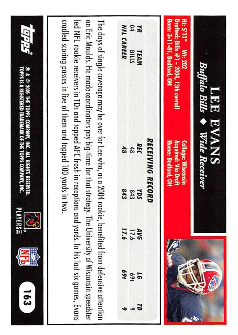 2005-Topps-NFL-Football-Cards-Pick-From-List-1-220 thumbnail 283