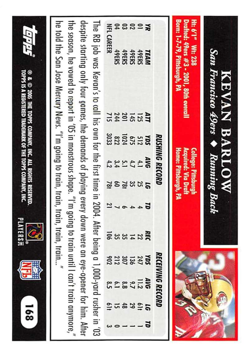 2005-Topps-NFL-Football-Cards-Pick-From-List-1-220 thumbnail 293