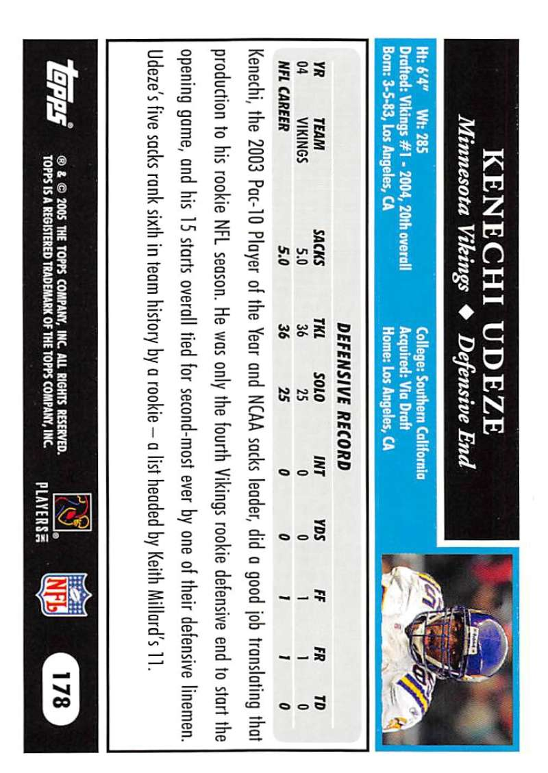 2005-Topps-NFL-Football-Cards-Pick-From-List-1-220 thumbnail 311