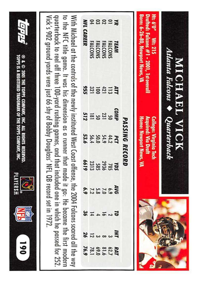 2005-Topps-NFL-Football-Cards-Pick-From-List-1-220 thumbnail 327