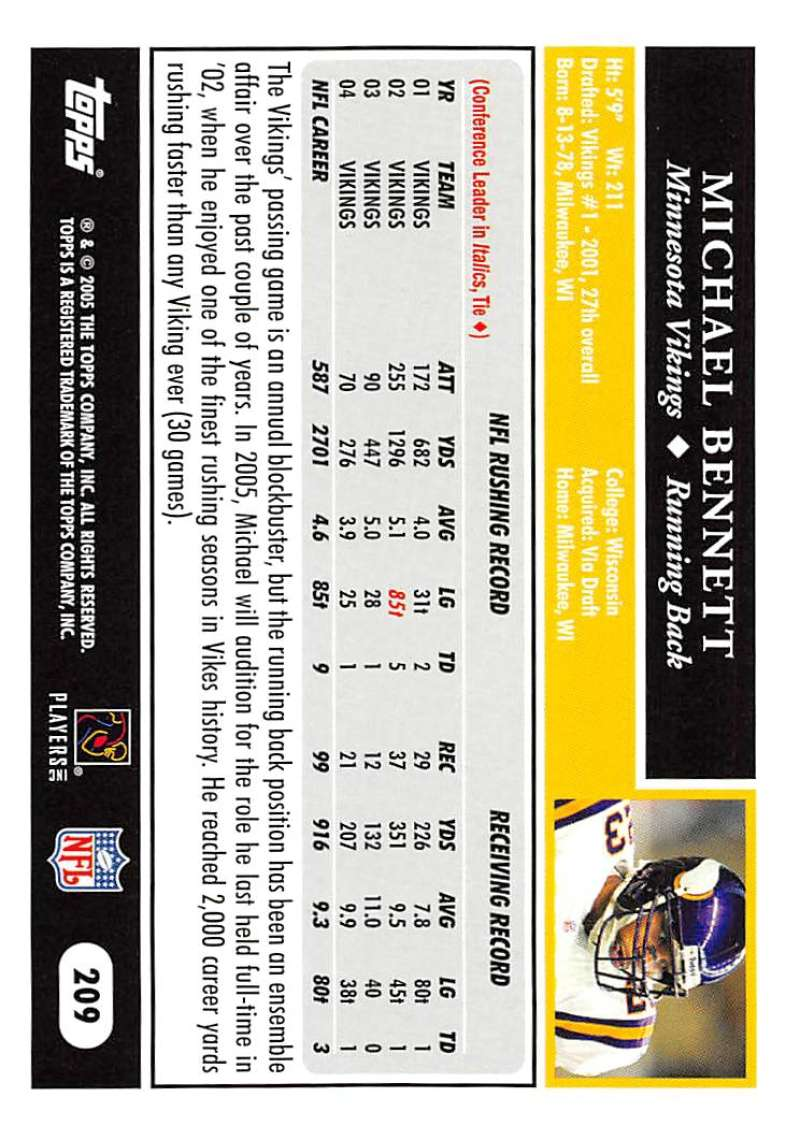 2005-Topps-NFL-Football-Cards-Pick-From-List-1-220 thumbnail 361