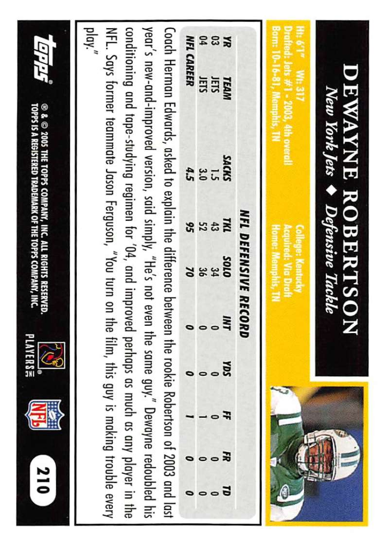 2005-Topps-NFL-Football-Cards-Pick-From-List-1-220 thumbnail 363