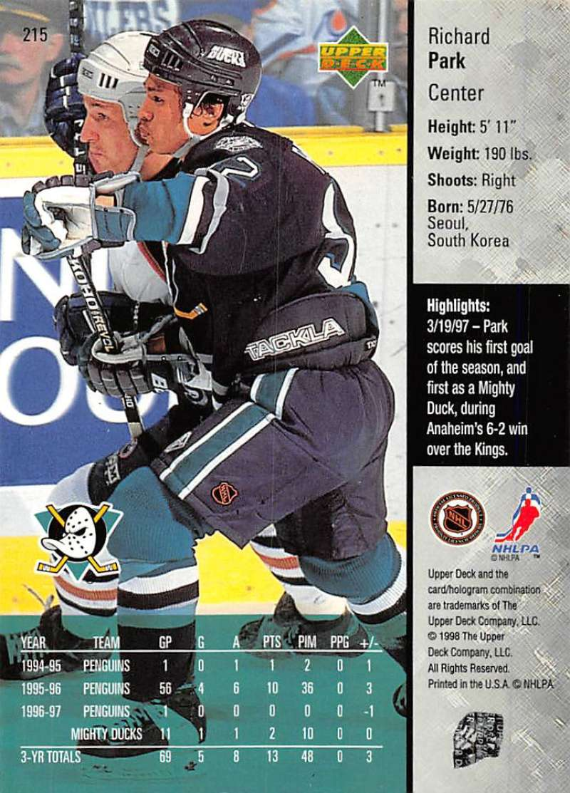 1997-98-Upper-Deck-Hockey-Card-Series-Two-Pick-From-List-211-420 thumbnail 9