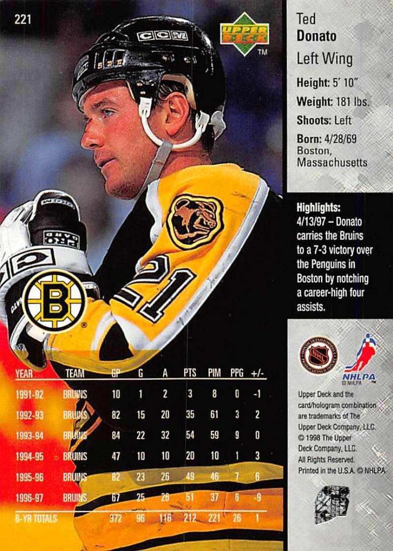 1997-98-Upper-Deck-Hockey-Card-Series-Two-Pick-From-List-211-420 thumbnail 17
