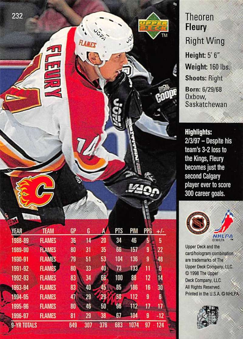 1997-98-Upper-Deck-Hockey-Card-Series-Two-Pick-From-List-211-420 thumbnail 23