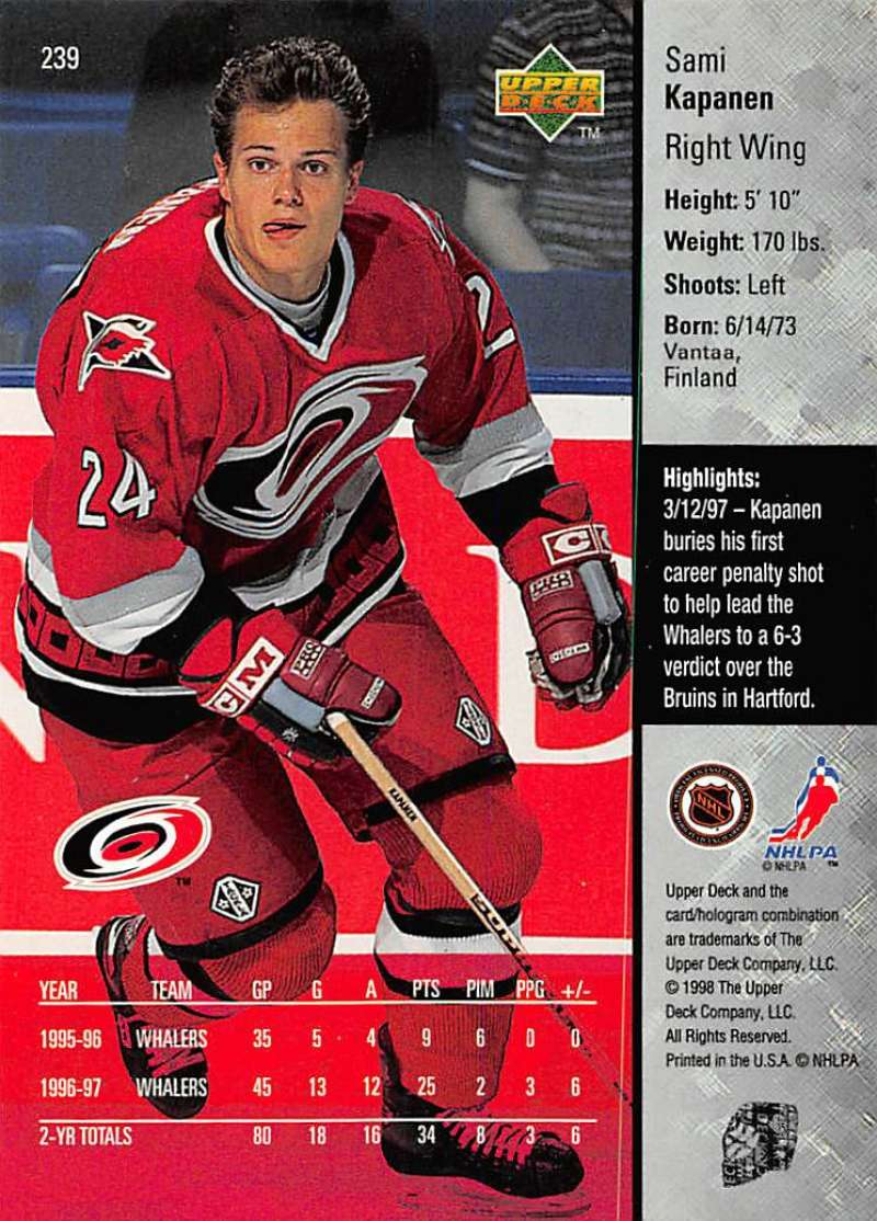 1997-98-Upper-Deck-Hockey-Card-Series-Two-Pick-From-List-211-420 thumbnail 33