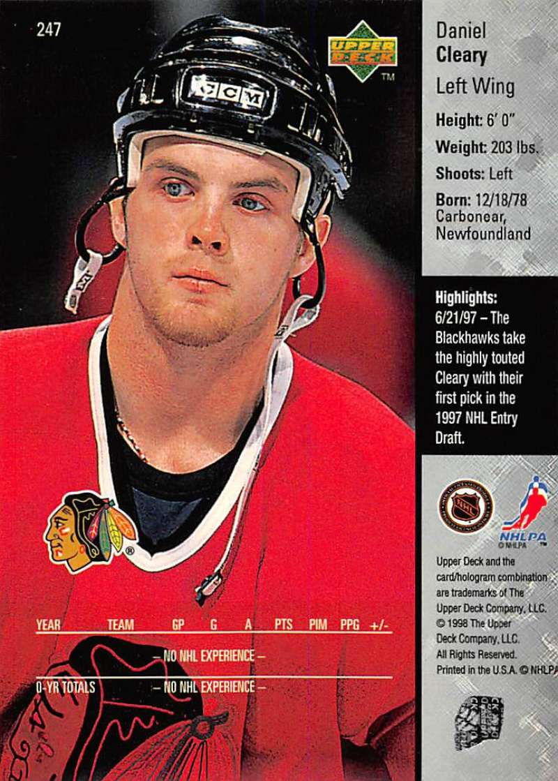 1997-98-Upper-Deck-Hockey-Card-Series-Two-Pick-From-List-211-420 thumbnail 45