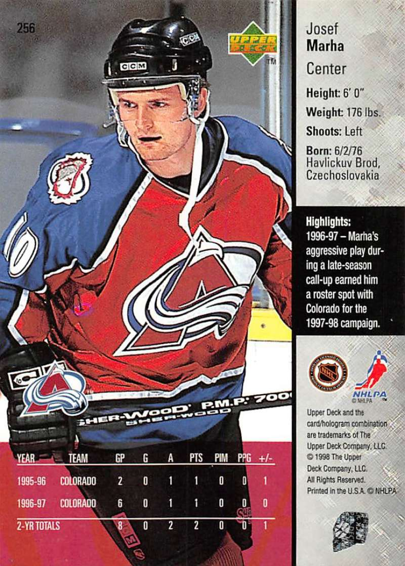 1997-98-Upper-Deck-Hockey-Card-Series-Two-Pick-From-List-211-420 thumbnail 61