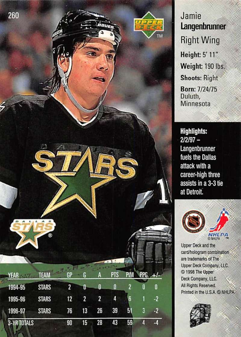 1997-98-Upper-Deck-Hockey-Card-Series-Two-Pick-From-List-211-420 thumbnail 67