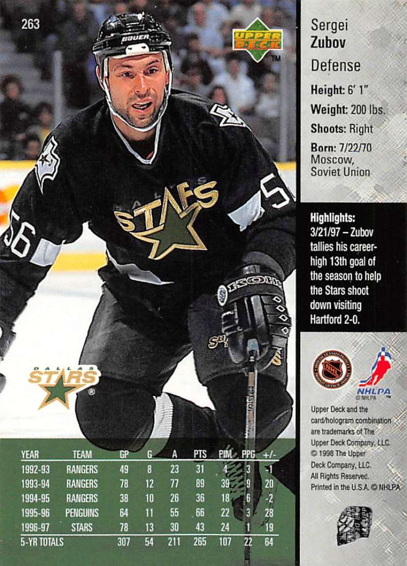 1997-98-Upper-Deck-Hockey-Card-Series-Two-Pick-From-List-211-420 thumbnail 73